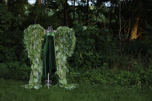 Moss Crush Angel Wings