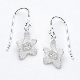 small flower earrings