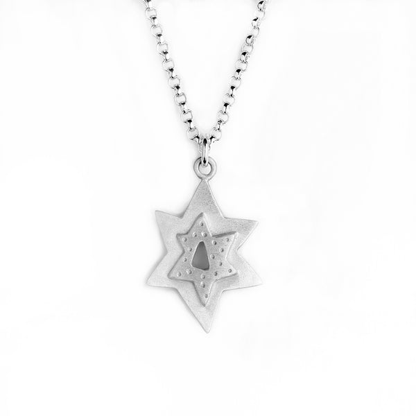 medium judaic necklaces