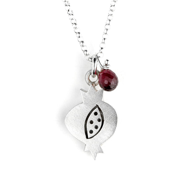 naive pomegranate combination necklace {starts at $50}
