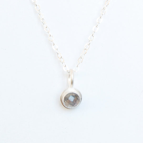 small cabochon necklace {starts at $56}