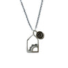 house spiral combination necklace (starts at $116.00)