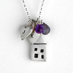 naive house combination necklace {starts at $50}