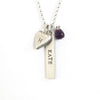 personalized bar combination necklace {starts at $104}