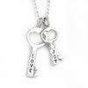 love key combination necklace {starts at $54}