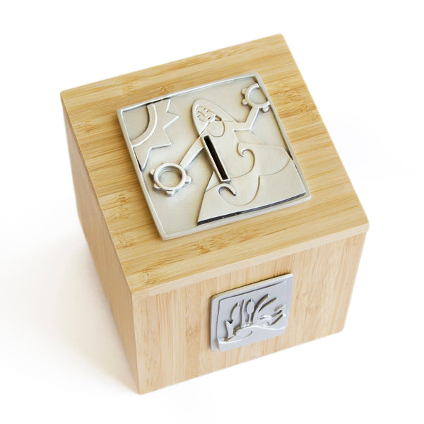 Miriam Tzedakah Box - portion of proceeds goes to the ACLU