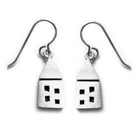 house naive earrings