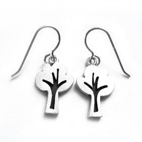 tree naive earrings