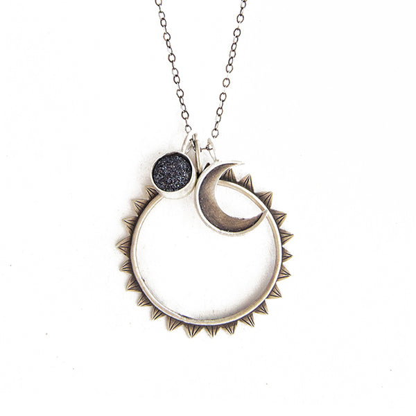 sun combination necklace {starts at $62.00}