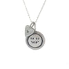 this too shall pass and tiny heart combination necklace {starts at $86.00}