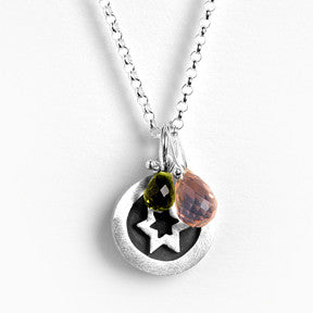 vignette star of david combination necklace {starts at $56}