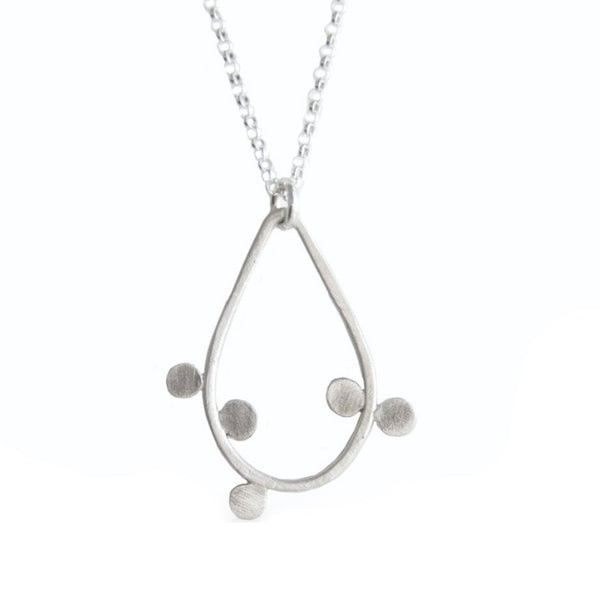 bittersweet teardrop necklace (NO CHAIN)