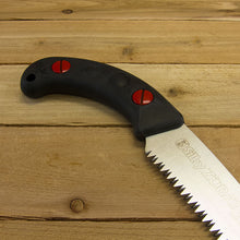 Curved Blade Pruning Saw by Silky - Rubber Handle
