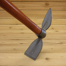 Double Hand Eye Hoe by SHW - Working Angle Mattock