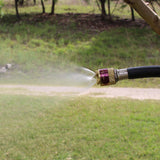 Garden Mist Nozzle - In Use