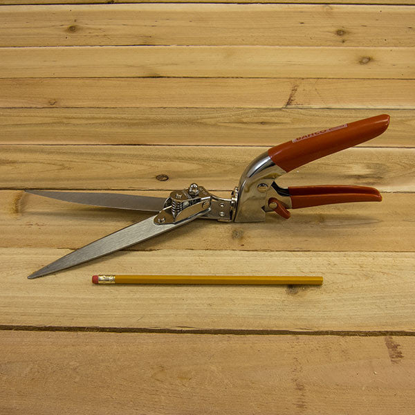 Grass Shears with 3 Angle Adjustment by Bahco - Size