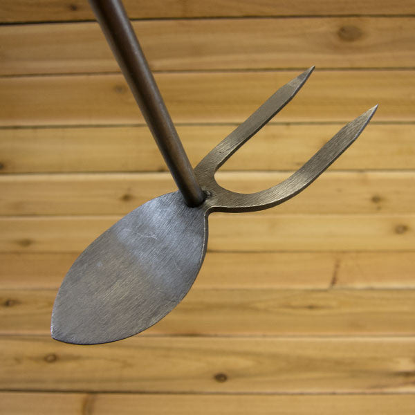 Hand Fork and Mattock by Sneeboer - Blade Back