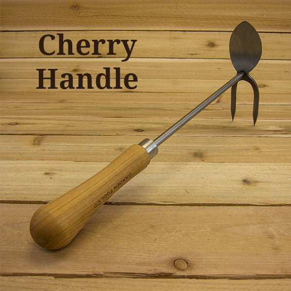 Hand Fork and Mattock by Sneeboer - Cherry Handle