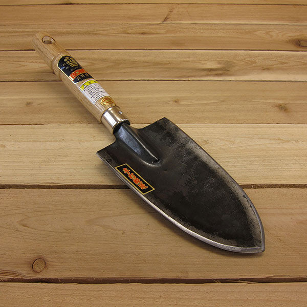 Japanese garden trowel garden tool company for Gardening tools japanese