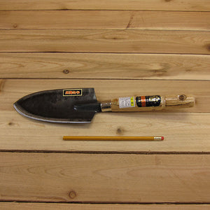 Japanese Garden Trowel - Size Comparison