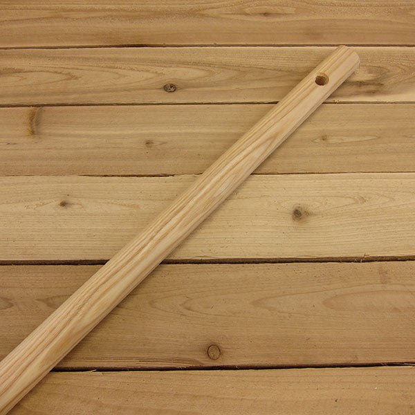 Long Fork and Mattock by SHW - Ash Hardwood Handle