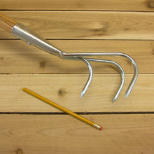 Long Handle Cultivator by Alba+Krapf - Size Comparison