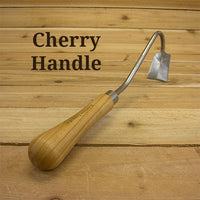 Narrow Hand Hoe by Sneeboer - Cherry Handle