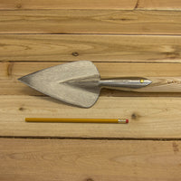 Pointed Perennial Spade by Sneeboer - Size