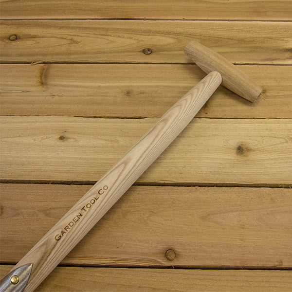 Pointed Perennial Spade by Sneeboer - Ash Handle