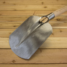 Round Head Shovel by Sneeboer - Blade Back