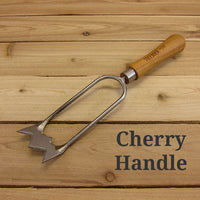 Royal Dutch Hand Hoe by Sneeboer - Cherry Handle