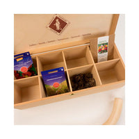 Seed Box by Sneeboer - With Seed Packets