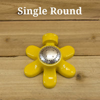 Small Stationary Sprinklers by Quality Valve & Sprinkler - Single Round Pattern