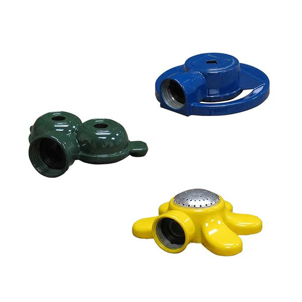 Small Stationary Sprinklers by Quality Valve & Sprinkler