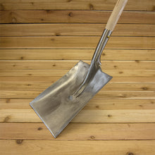 Square Point Shovel by Sneeboer - Blade Front