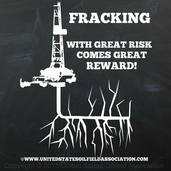 Decal - Fracking Decal