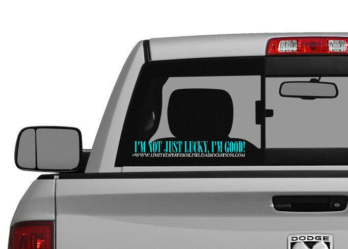 Decal - I'm Good Decal/Bumper Sticker