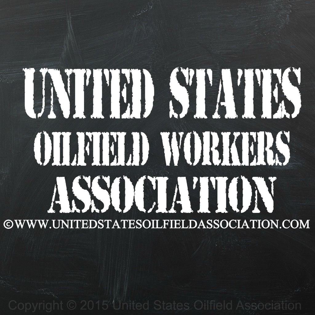 Decal - United States Oilfield Workers Association (Decal)