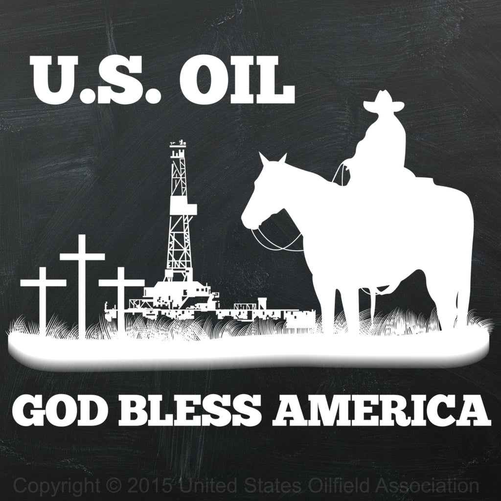 Decal - US OIL Decal