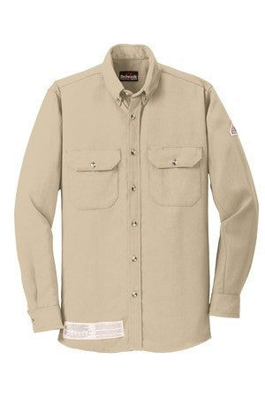Flame Resistant - Bulwark® EXCEL FR® ComforTouch® Dress Uniform Shirt