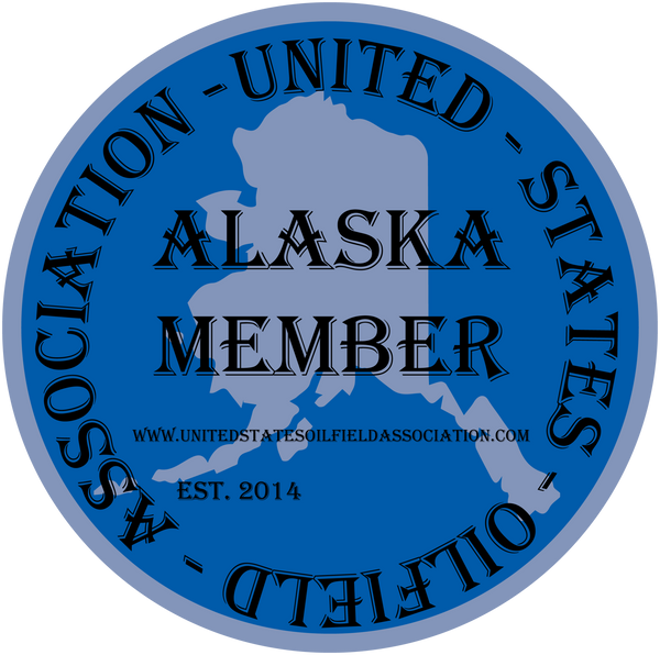 Hard Hat Decals - Alaska Member Hard Hat Decal