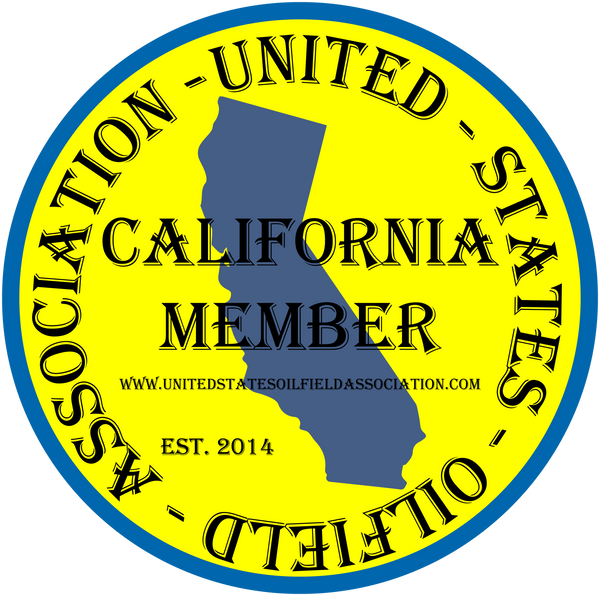 Hard Hat Decals - California Member Hard Hat Decal