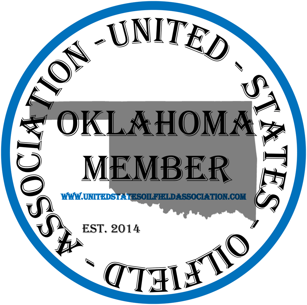 Hard Hat Decals - Oklahoma Member Hard Hat Decal