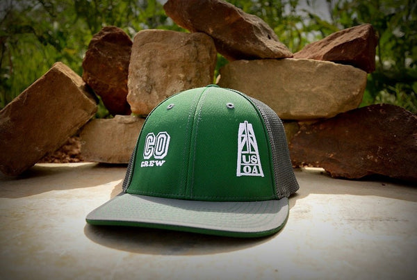 Hats - Colorado Crew Member Hat (Green)