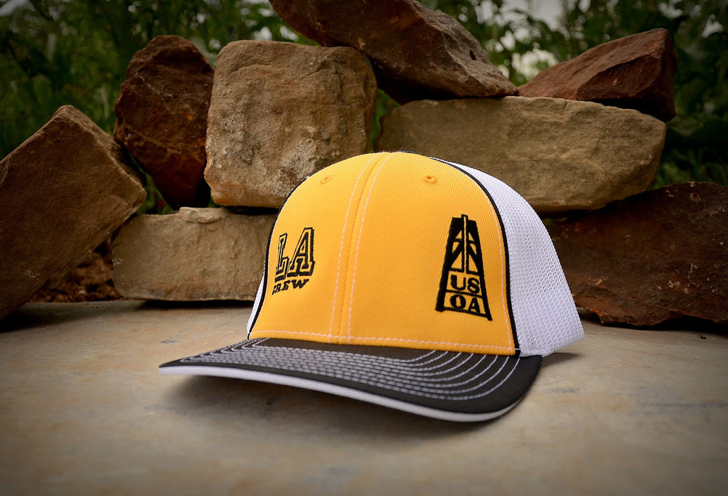 Hats - Louisiana Crew Member Hat (Yellow)