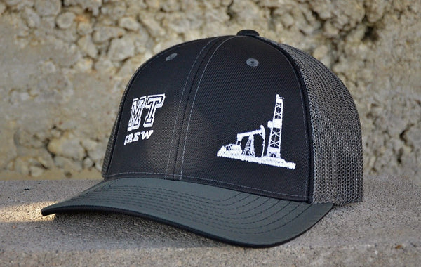 Hats - MT Crew Oilman