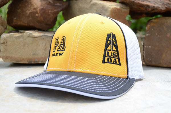 Hats - Pennsylvania Crew Member Hat (yellow)