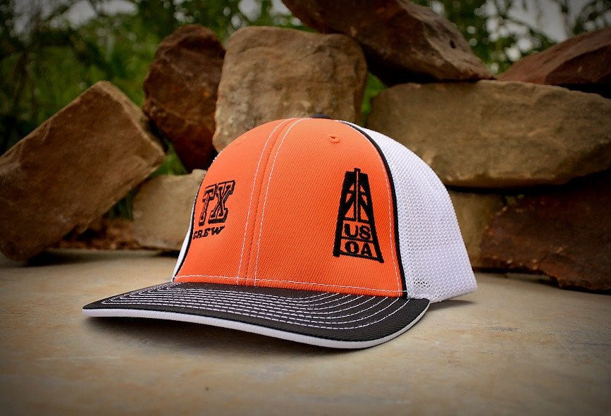 Hats - Texas Crew Member Hat (Orange)