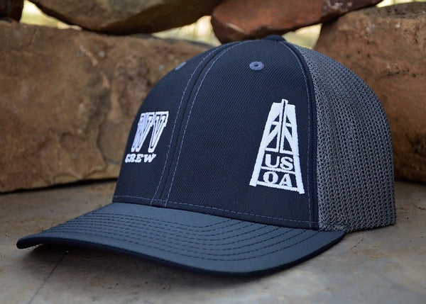 Hats - West Virginia Crew Member Hat (Black)