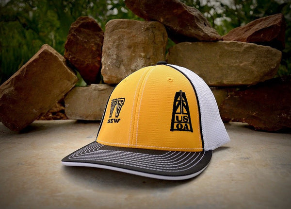 Hats - West Virginia Crew Member Hat (yellow)